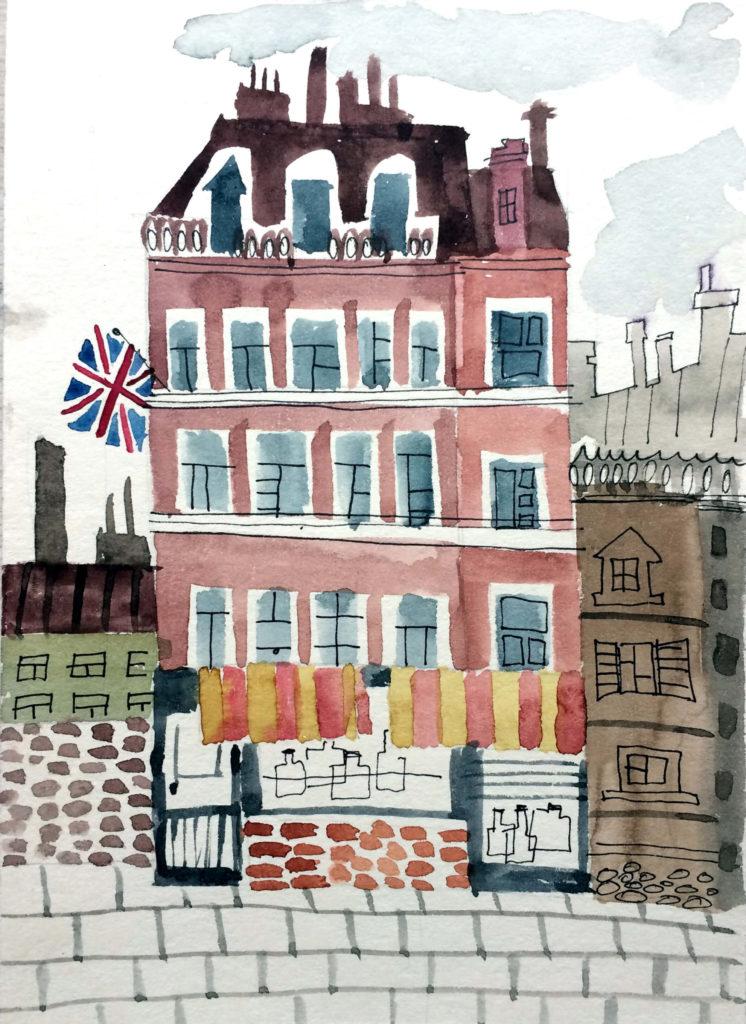 Лондонский дом