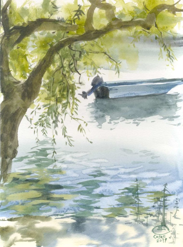 Лодки Луары