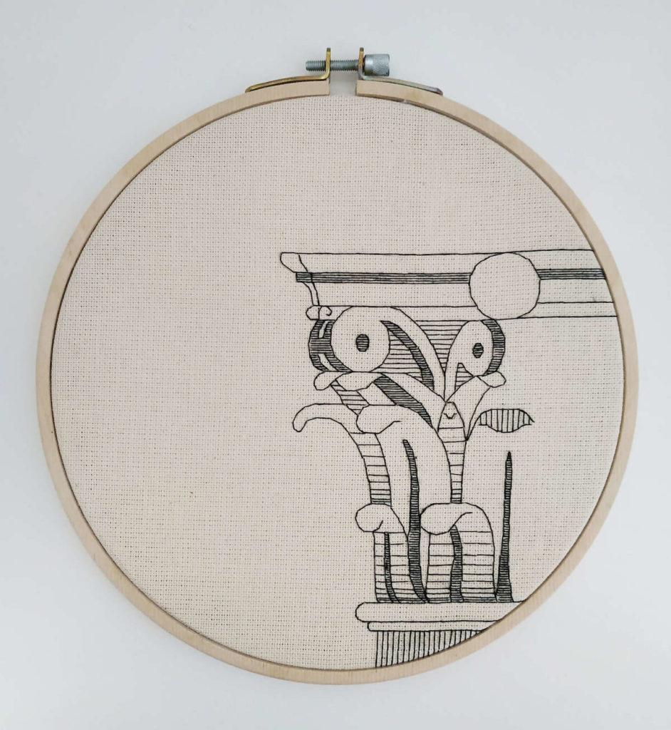 Архитектурный ордер «Коринфский»