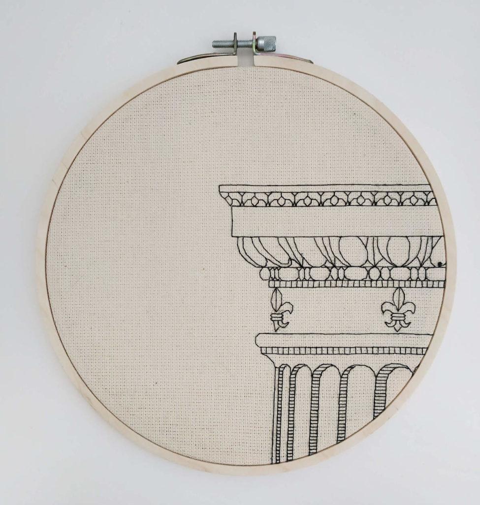 Архитектурный ордер «Дорический»