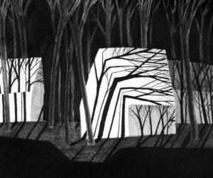 Лист XXXIV, серия «Тень»