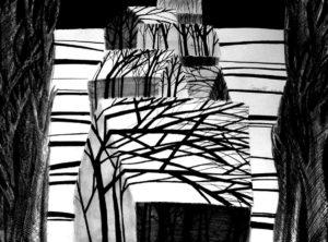 Лист XXXV, серия «Тень»