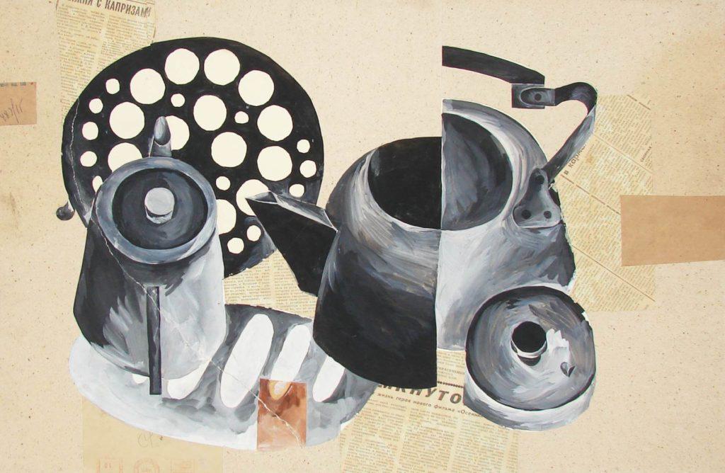 Натюрморт с чайником