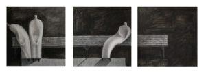 Триптих «Скамейка»
