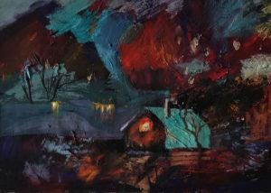 Цветная ночь 1