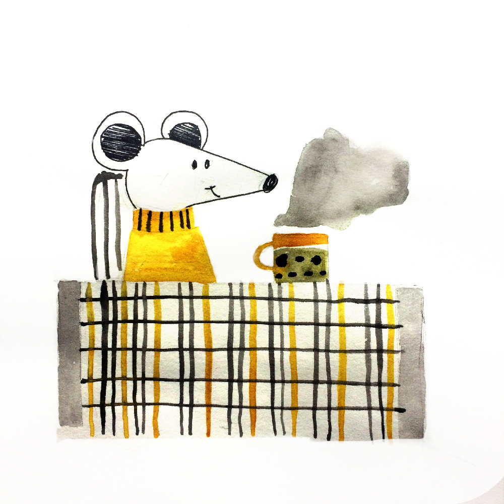 Чаепитие мышки