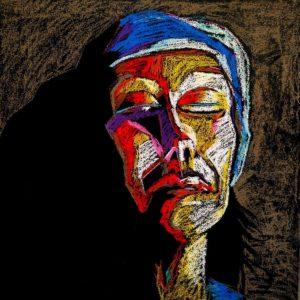 Портрет с закрытыми глазами