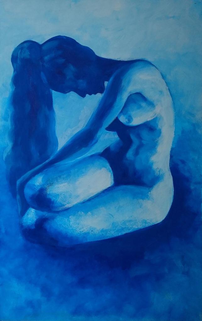 Синий свет