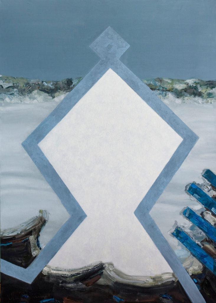 """Чувство снега. Запах земли. Диптих """"Сибирь"""""""